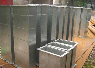 通风管管道广泛应用于各个行业