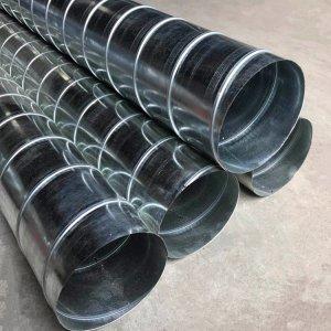 北京白铁皮通风管道在进行设计建造的时
