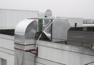 杭州通风管道破损修复主要包括以下几方