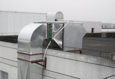 玻璃钢风管、复合玻纤板风管、镀锌铁皮
