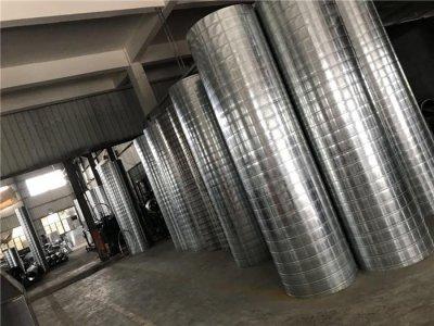 通风管道的安装质量受5个因素影响