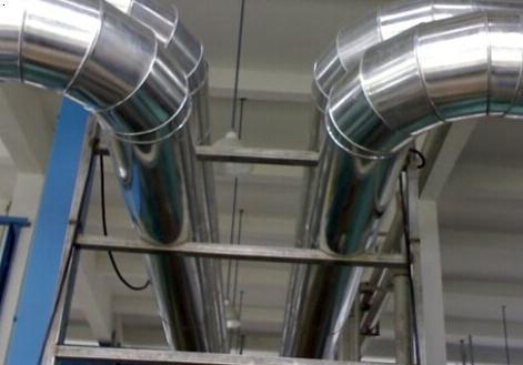 机压圆弯头主要是应用来改变管路方向的