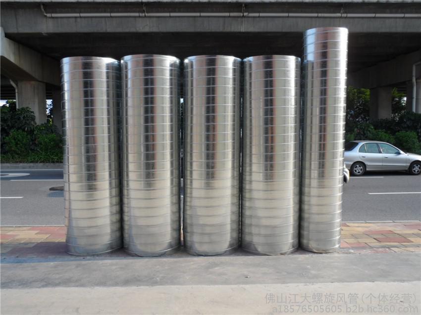 [上海]如何有效的清洗螺旋风管呢?