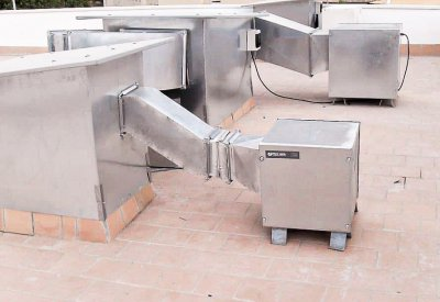 商业厨房通风和排烟系统-徐州
