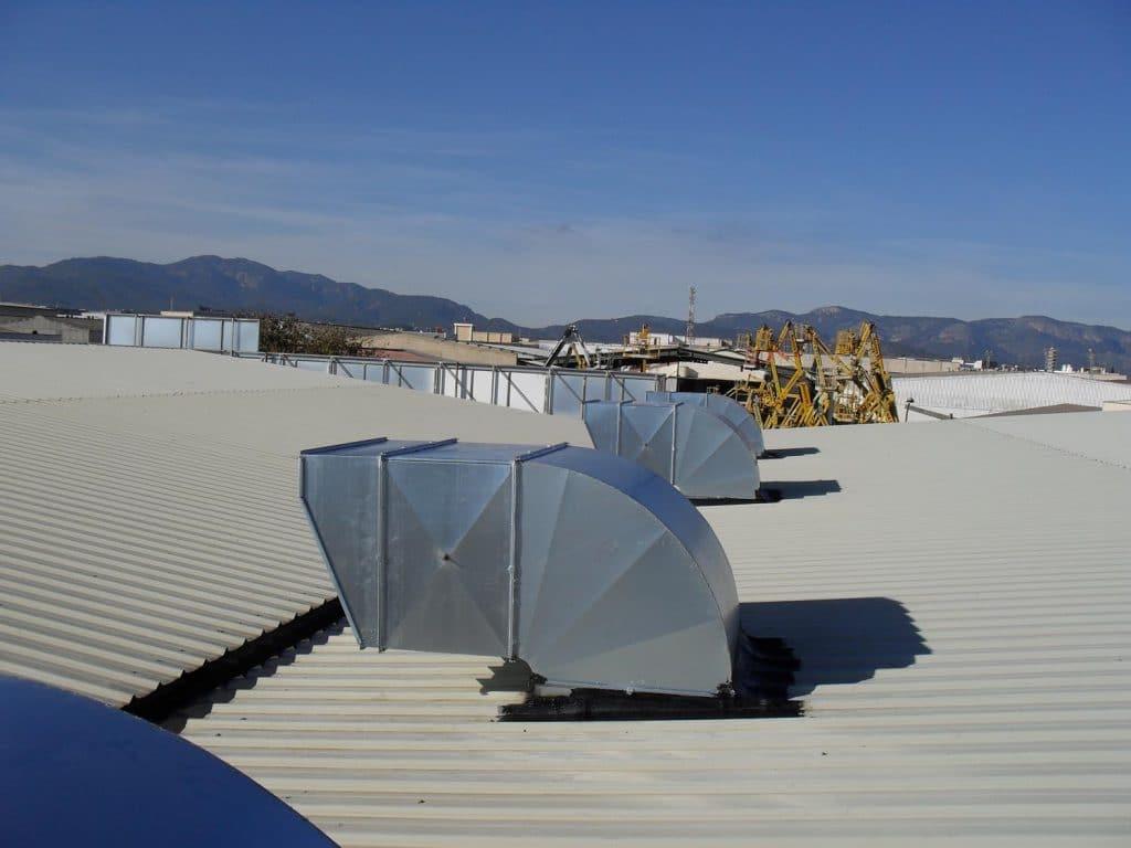 排风和排风系统