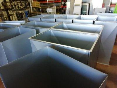 镀锌钢板风管及通风管道型号-南京