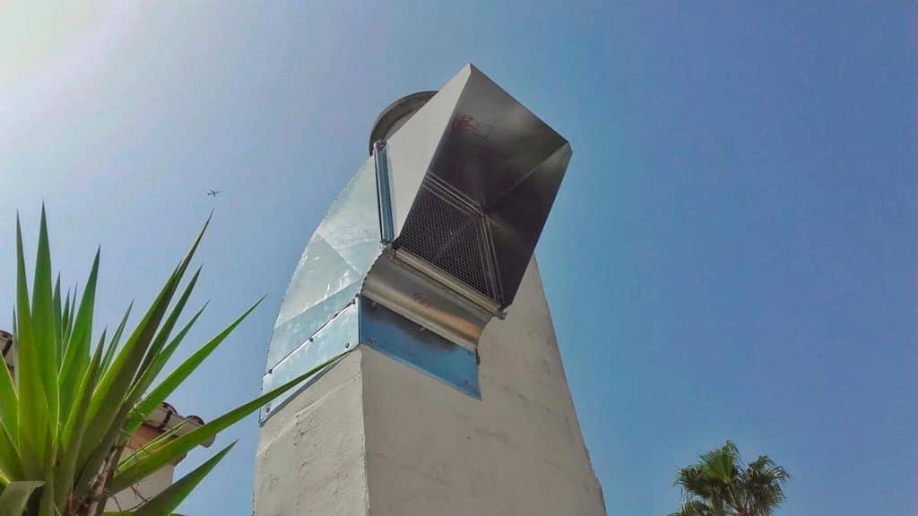工业通风和抽气系统-南京