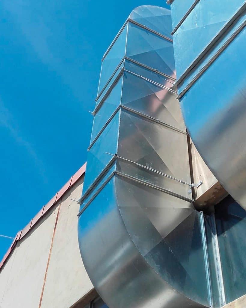 一般通风包括从房间、区域或建筑物中注